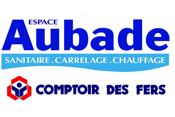 Nos partenaires sanitaires aubade comptoirs des fers et t r va - Comptoir des fer et metaux luxembourg ...